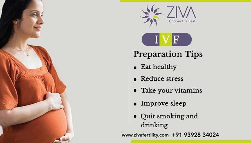 IVF Preparation Tips