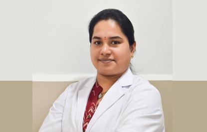 Dr. Vijaya Madhuri Surasani MBBS, MS (OBG) ICOG Fellowship in Reproductive Medicine