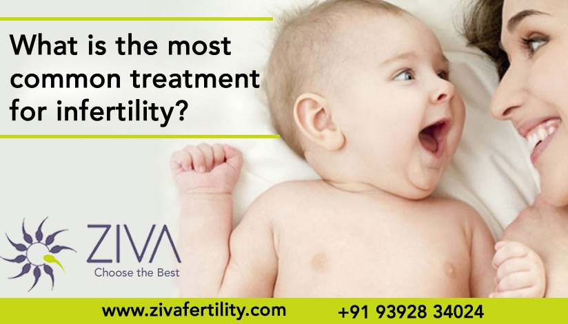 Know the most common treatment for male and female infertility at Ziva fertility Clinic Hyderabad