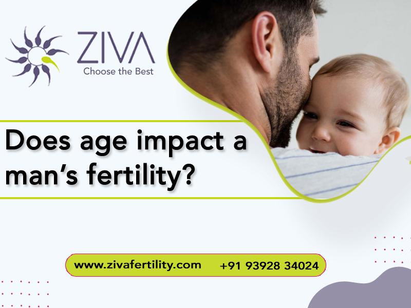 Does Age Impact A Man's Fertility?