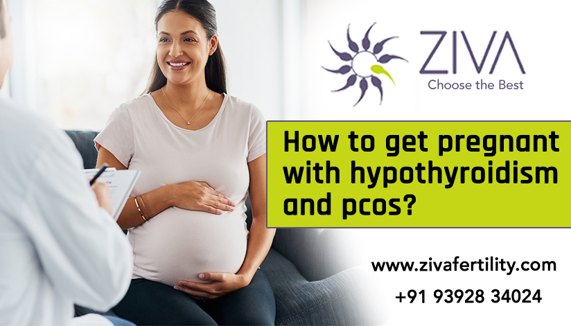 How To Get Pregnant With Hypothyroidism And PCOS?